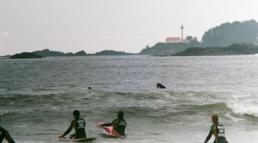 Catch a Wave with Tofino's Pacific Surf School