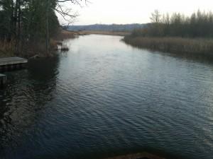 Huron River, Proud Lake Recreation Area