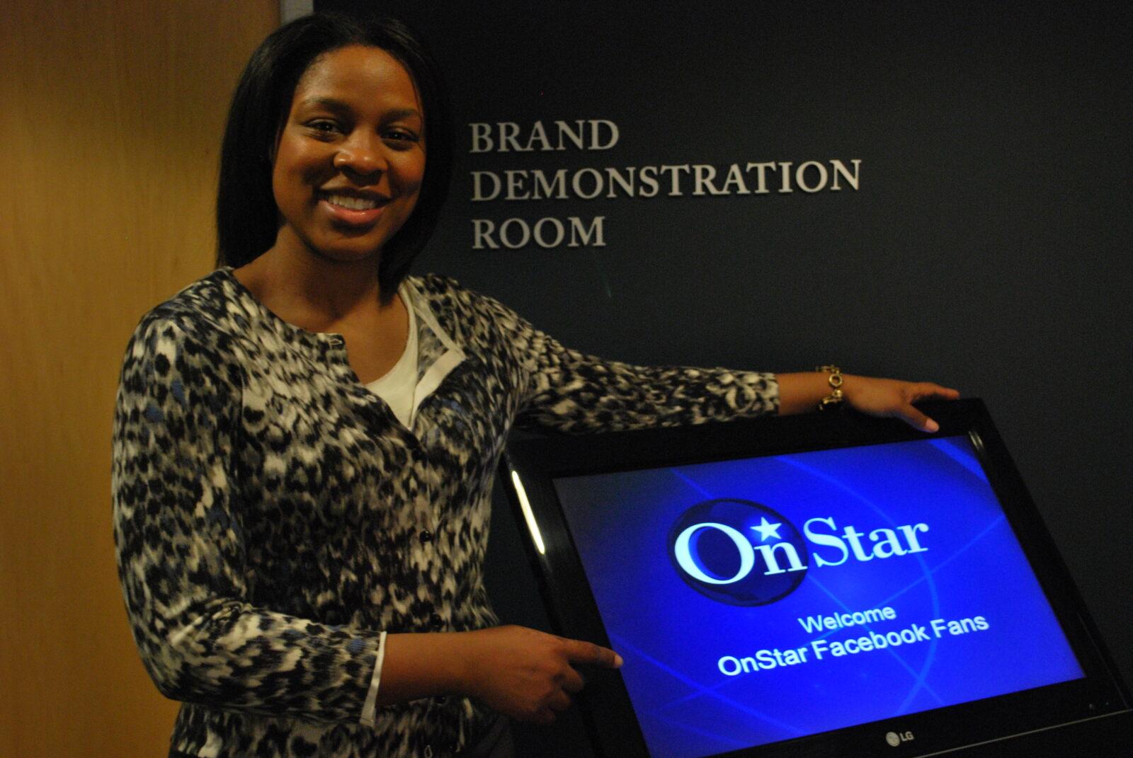 Kameya Shows, OnStar Public Relations