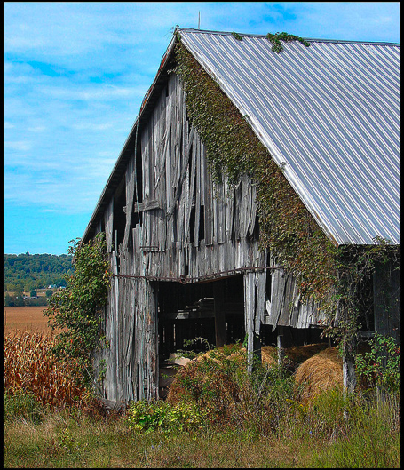 Old Barn on Flickr by cindy47452