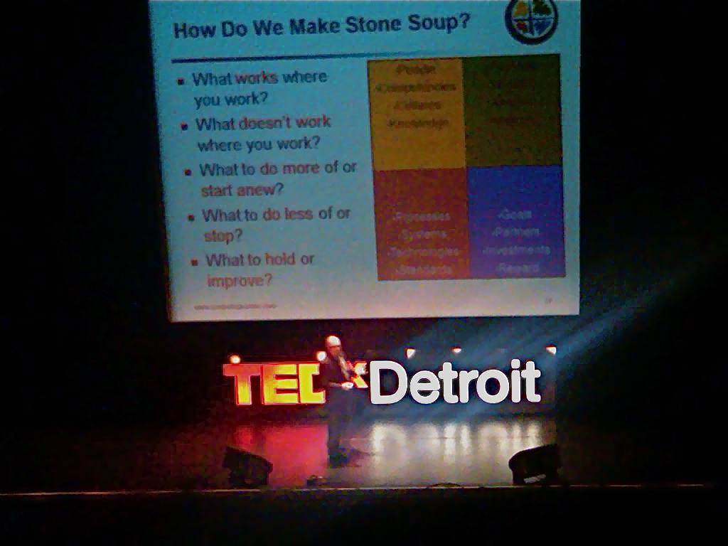 Awestruck by TEDxDetroit