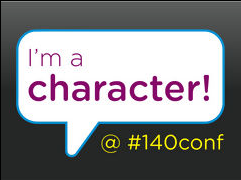 140 Character Conference is HERE!