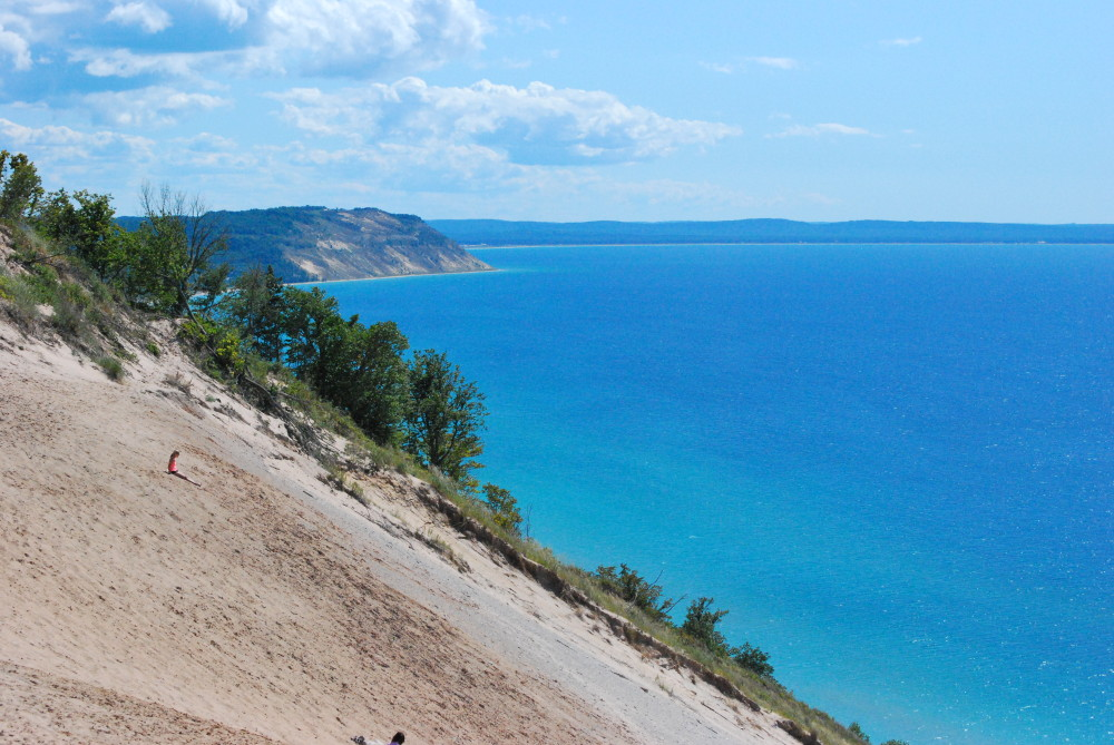 Pierce Stocking Scenic Drive Great Bear Dunes