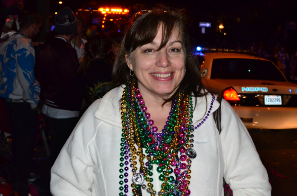 Fat Tuesday on Bourbon Street