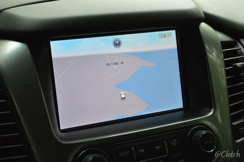 Tahoe-navigation