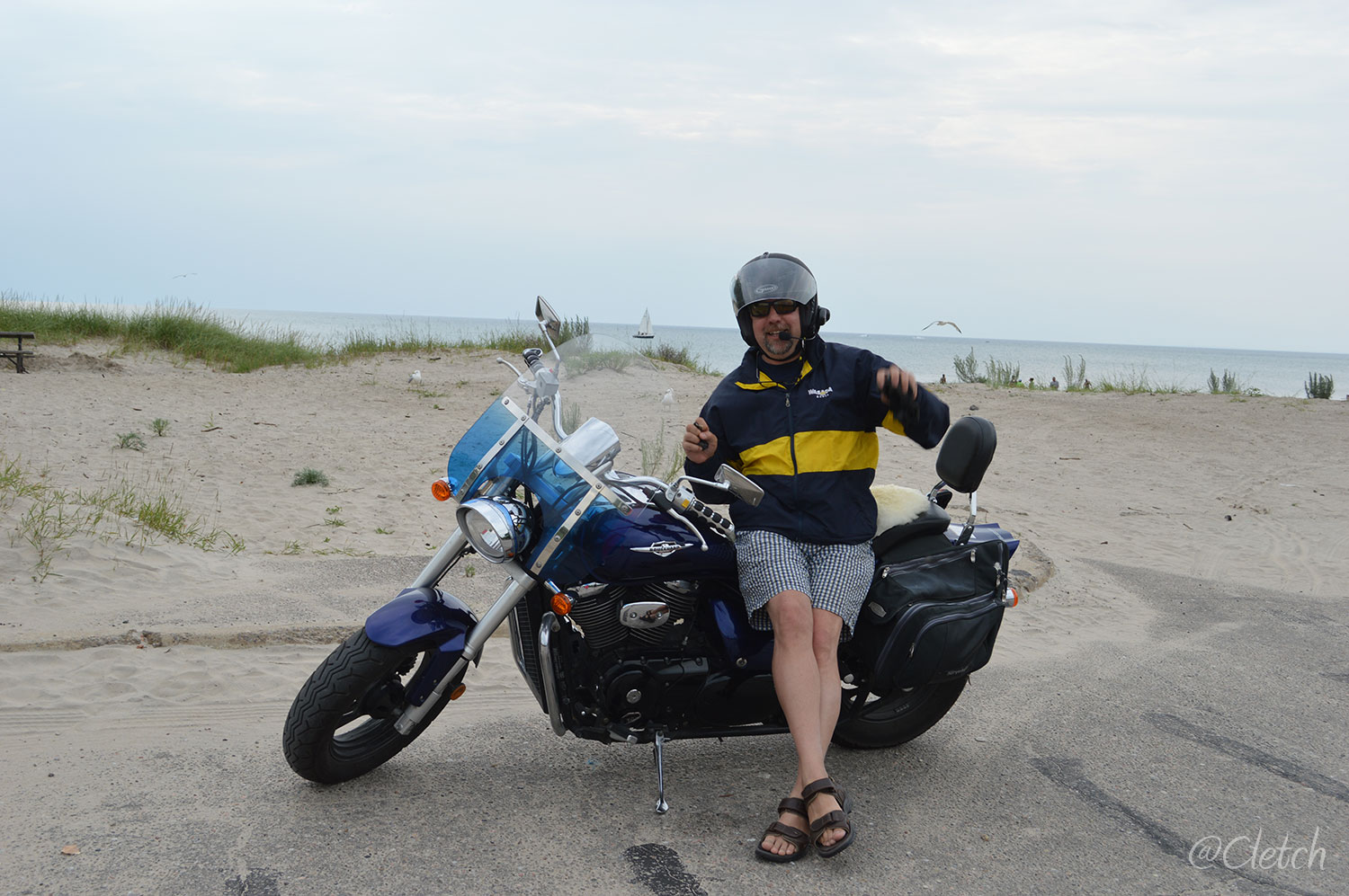 wasaga-beach-dave-foster-bike