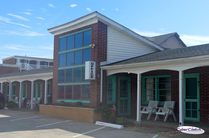 Sea Foam Motel Office