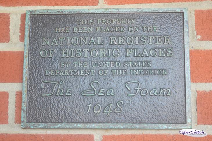 Sea Foam Motel National Register of Historic Places