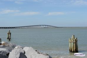 Bridge between Bodie & Pea Islands