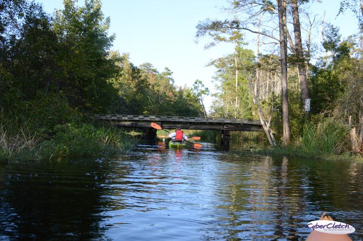 High Water, Low Bridge
