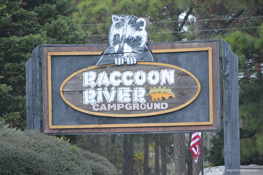 Raccoon River Panama City Beach