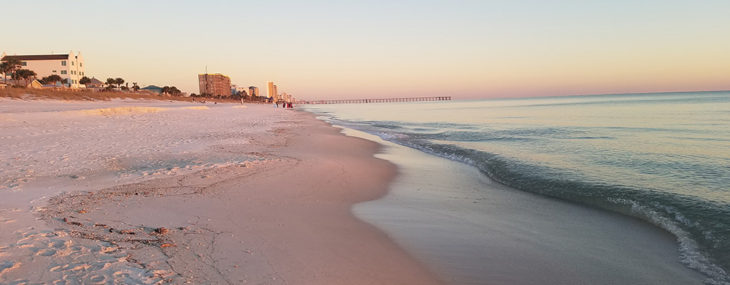 The Beach at Panama City Beach