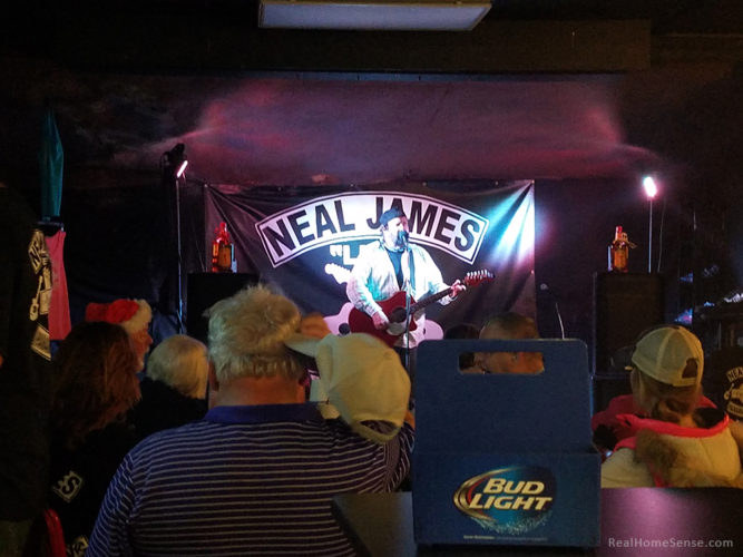 Neil James at The Front Porch
