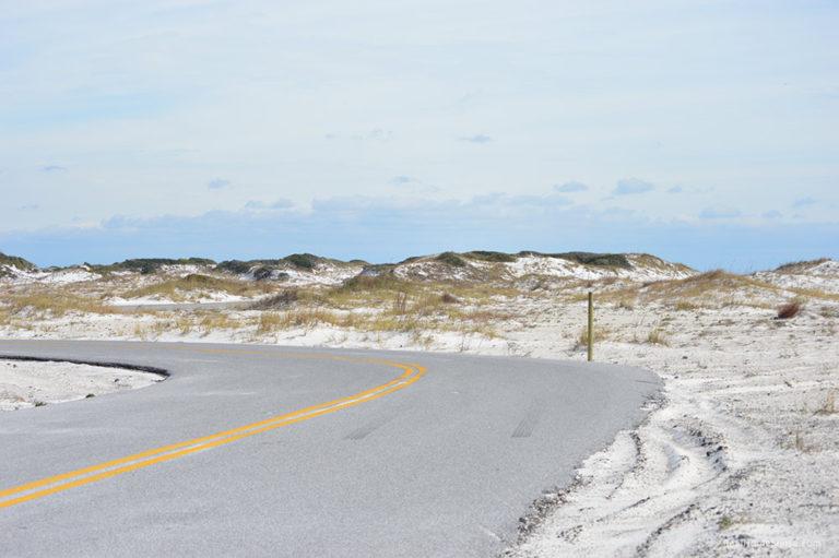 Places in Between - Santa Rosa Island in Florida