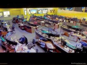 NASA Control Room in Houston