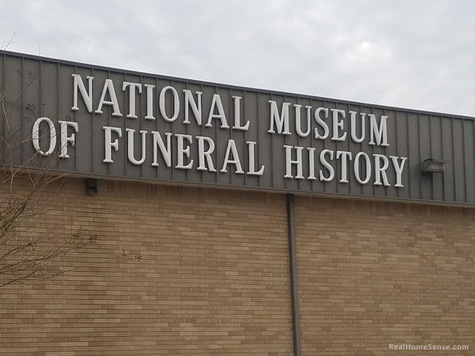 National Museum of Funeral History - building