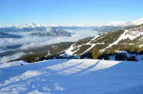 View from Whistler Blackcomb