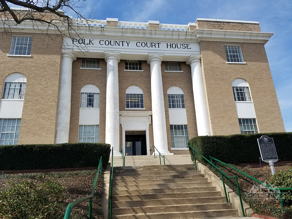 Polk County Court House