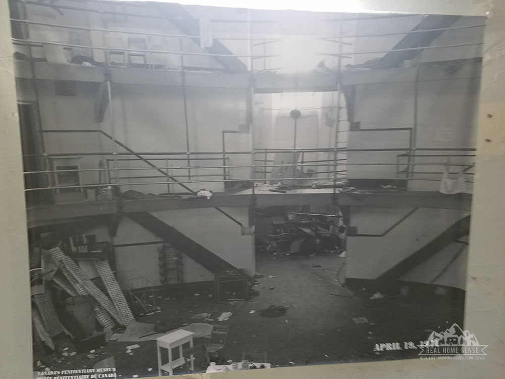 Dome area after 1971 riot