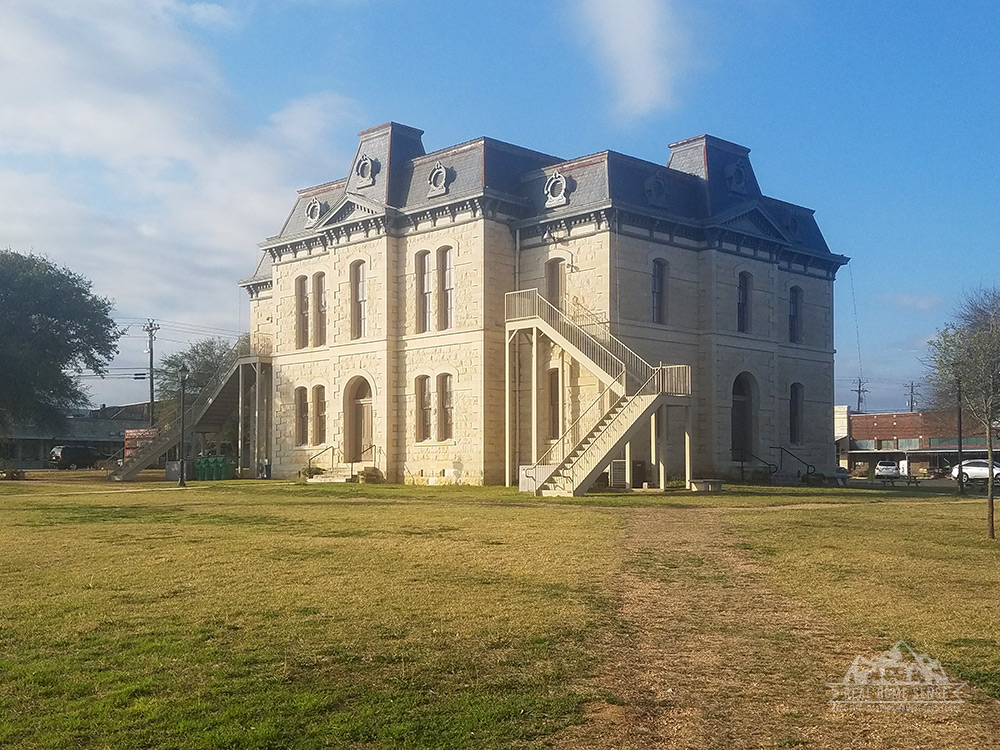 Historic Blanco County Courthouse