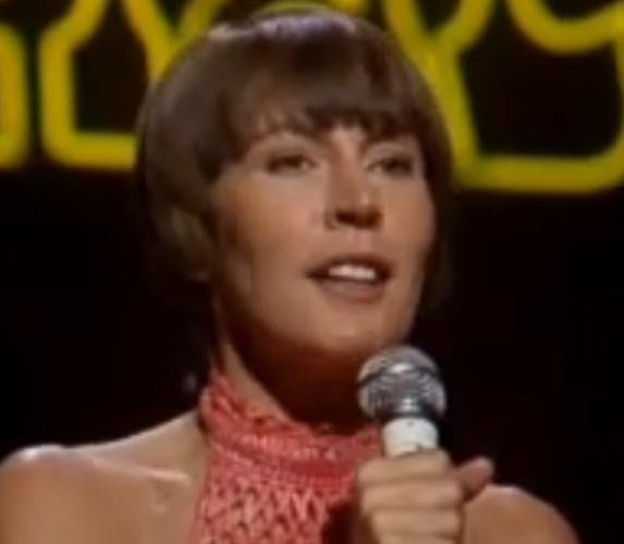 Helen Reddy sings I am Woman, Hear Me Roar