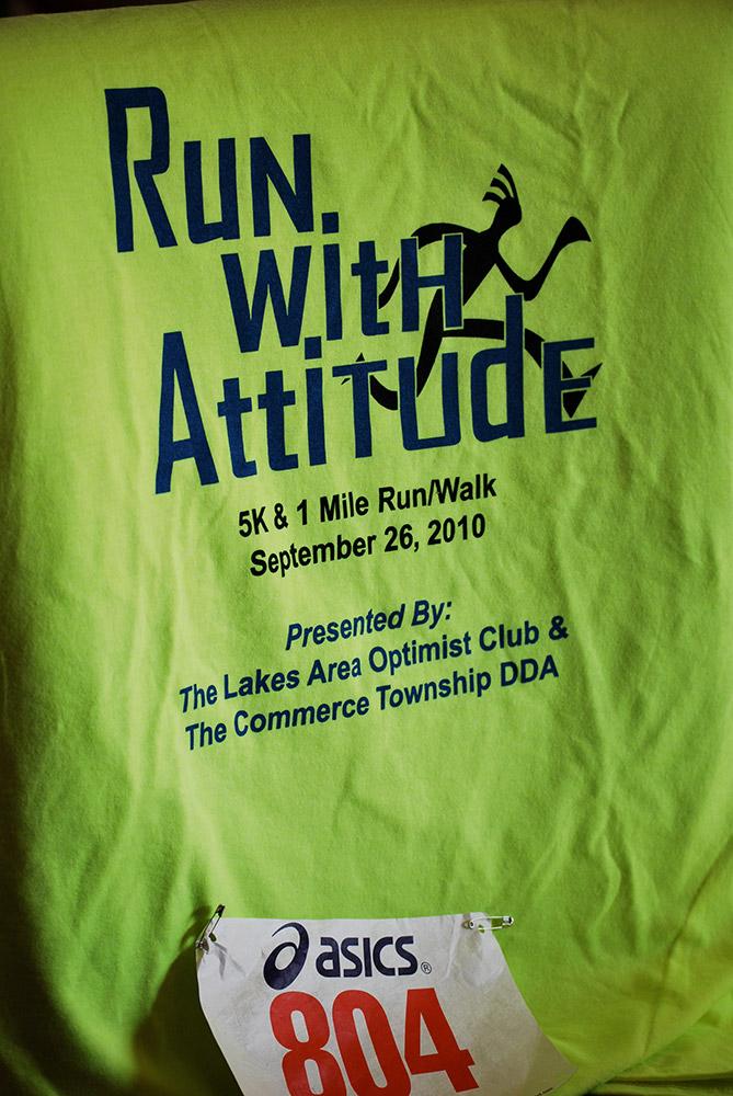 Run with Attitude 5K