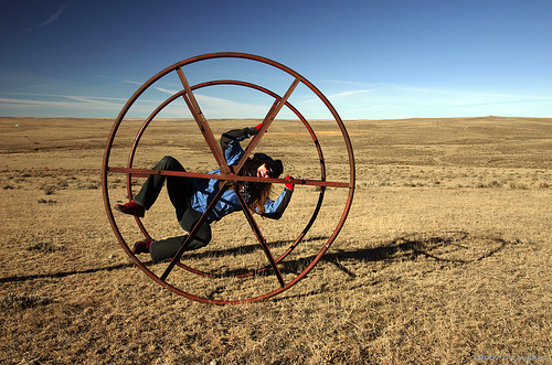 wendy-in-the-wheel by Artbandito on Flicker