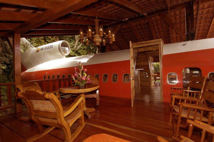 Costa Rica Hotel suite jet