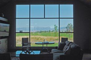 Montana Dovetail Home Window