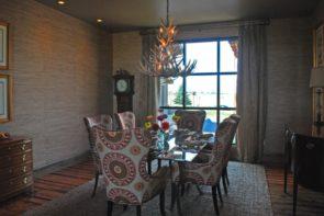 Montana Dovetail Dining Room