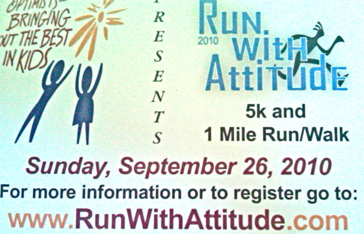 Run with Attitude