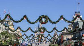 Let's Change the World Together - Walt Disney World Main Street at Christmas