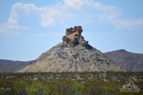 Big Bend National Park Rock Formations