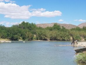 Big Bend National Park Rio Grande River