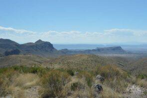 Big Bend National Park Views