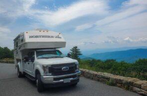 Real Home Sense - Campingin Shenandoah National Park